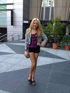 Peyton List Wonders Why There&... is listed (or ranked) 4 on the list The 22 Hottest Peyton List Photos