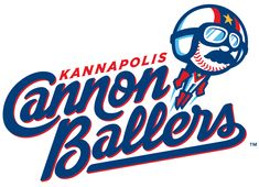 Such a cute logo! The word Kannapolis is nicely tucked into the top of the C and the mascot. The actual type is pretty fun with the traditional colors like red, white, and blue. Mascot Design, Logo Design, Sports Brand Logos, Sports Team Logos, Cities In North Carolina, Minor League Baseball, Baseball Teams, School Logo, New Names