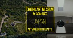 Chichu Art Museum by Tadao Ando: Art museum in the Earth #architecturephotography #homedecor #decor #architecturelovers #building #arquitectura #arquitetura #archilovers #home #homedesign #architettura #architectureporn #architects #Arch #Archdaily #RTF #architecture #arquitectura #sketch #design #elevation #art #architectdrw #architecturestudent #architexture