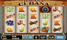 Have you ever played a slot called #HavanaCubana? If not, you are missing out as no other video slot has ever lived up to the name as this one from Bally Technologies.  This slot developer really has a knack for creating #games which are inspired by places around the world and you'll notice that in the game. The action is presented through some very #detailed graphics and #familiar symbols.