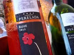 Perelada Rosé. Bottle, Food, Wine, Wine Cellars, Flask, Eten, Meals, Diet