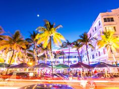Hang out in South Beach