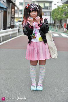 130331-5661 - Japanese street fashion in Harajuku, Tokyo