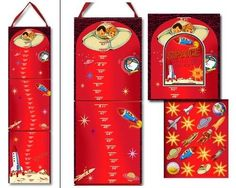 Dolce Mia SPACE  Growth Chart ~ FREE SHIPPING #DolceMia