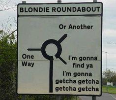 Blondie Roundabout -M4U-