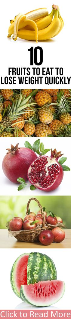 A diet for losing weight is all about eating the right things. How about adding fruits to your diet then. Here is a list of the best fruits for weight loss. #fruits #weightloss #health