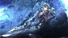 Legion Commander Dota 2 HD Wallpaper