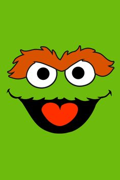 Sesame Street - Oscar The Grouch Poster - Birthday Decoration - Room Decor - Party for Kids and Fun Sesame Street Characters - My Website 2020 Elmo Wallpaper, Funny Iphone Wallpaper, Disney Wallpaper, Wallpaper Backgrounds, Disney Canvas Art, Mini Canvas Art, Diy Canvas, Oscar The Grouch, Sesame Street Birthday