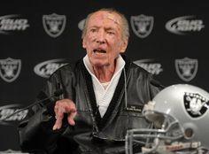 Al Davis dies at 82 - USATODAY.com Photos