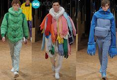"""Estlista se inspira no conceito do """"free hugs"""" em coleção de jaquetas - GQ"""