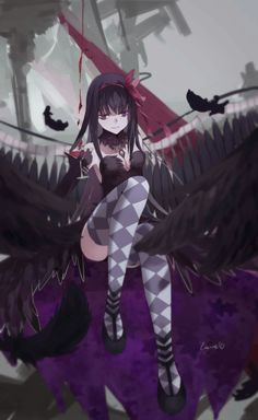 Akemi homura y kaname madoka | Madoka Magica