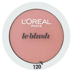 L'Oreal Paris True Match Le Blush (Various Shades) (46 ILS) ❤ liked on Polyvore featuring beauty products, makeup, cheek makeup, blush, beauty, fillers, accessories, shimmer blush and l'oréal paris