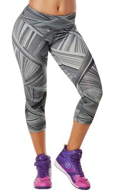 167b2f4b6ebaf Your favorite leggings just got a dazzlin' new update. The Dazzlin' Perfect  Capri Leggings features the innovative stretch fabric technology that slims  and ...