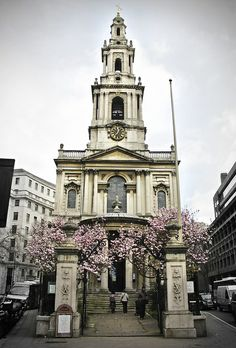 St Mary le Strand London
