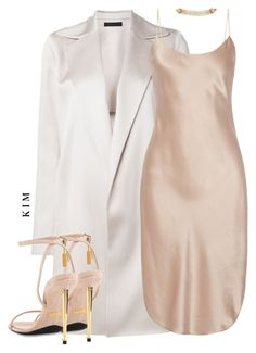 """""""Untitled #3348"""" by kimberlythestylist ❤ liked on Polyvore featuring The Row, Maiyet, Tom Ford and Maison Mayle"""