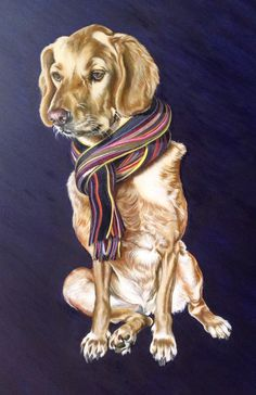 Dotti too. Oil on canvas by Simon Breed