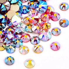 """Australian Rhinestone Supplier - Flawless Crystals supply only the best quality rhinestones in a wide range of sizes and colours. Visit our online store to view our high quality products at great prices. """"The next best thing since Swarovski! Precision-cut, stunning, high quality rhinestones. Prompt service, EXPERT advice and fast delivery."""" - Jo (WA) Faceted Crystal, Nail Art, Colours, Prompt, Crystals, Rhinestones, Swarovski, Delivery, Advice"""