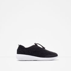 Image 1 of SHINY TRAINERS from Zara