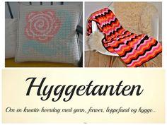 Hyggetanten: Frakke til flaske. Hygge, Drink Sleeves, Retro, Crochet, Diy, Bathroom, Creative, Washroom, Bricolage