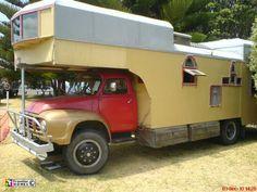 Bedford J4L housetruck