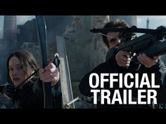 "The Hunger Games: Mockingjay Trailer – ""The Mockingjay Lives"" - YouTube"