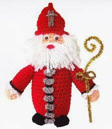 gratis haakpatroon Sinterklaas en Zwarte Piet, sinterklaas, zwarte piet, gehaakte sinterklaas, gehaakte zwarte piet, haakpatroon sinterklaas, haakpatroon zwarte piet