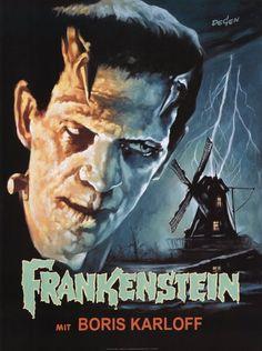 1931 Frankenstein