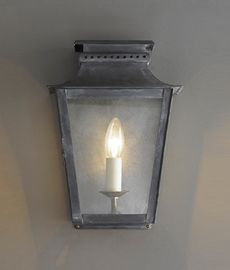 Zeus Wall Lantern, Small