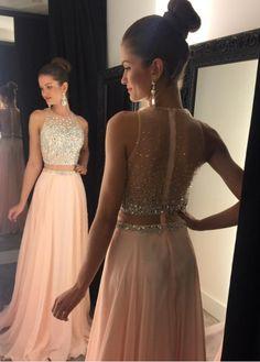 #peach prom dresses #long prom dresses #elegant prom dresses #women's prom dresses #dresses for women
