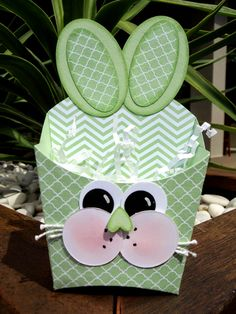 SU Fry Box Die | Easter Punch Art | Spring Blossom Musings