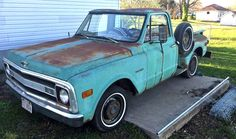 Can You Find A Better: 1969 Chevy C-10 - http://barnfinds.com/can-you-find-a-better-1969-chevy-c-10/