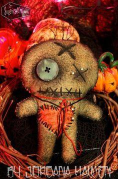 Cute voodoo doll