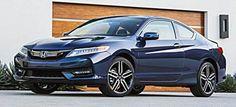 2016 Honda Accord Coupe Press Release