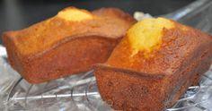 Cake fondant au chocolat blanc et à la vanille