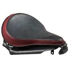 Genuine Yamaha Accessories Springer Bobber Solo Seat - Two-Tone Oxblood
