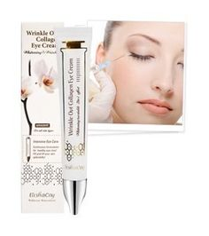 KOREAN COSMETICS, ELISHACOY, Wrinkle Out Collagen Eye Cream 20ml (mild care that lighten the eye area Eye Care)+FREE GIFT (SoftBay Mask Pack 1 Sheet)[001KR] by ELISHACOY. $78.00. Note to the first users : If you have  not used this item before, try the cosmetic with small amount on your skin. If you find any trouble with the product, please stop using and discuss with your skin expert or doctor. If you have any allergy or trouble with the ingredients of product, pl...