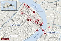 Walking Tour in Venice - Rialto