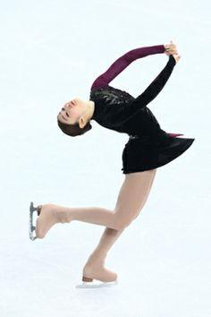 Yuna Kim wins silver Olympic medal