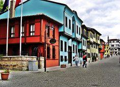 Odunpazari Historical Urban Site