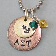 Greek with Envy for Alpha Sigma Tau