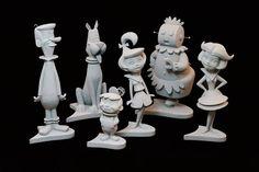 Sculptor: Kent Melton