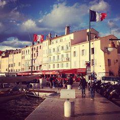Saint-Tropez !