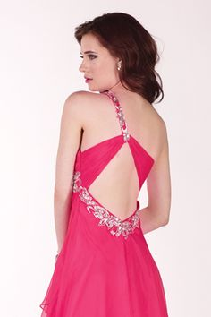 Back 6730 Prom Dress Alyce Designs