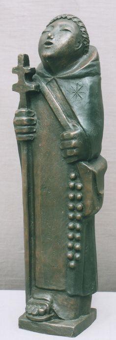Miguel Iribertegui, saint Dominique