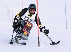 Jak lyžují handicapovaní sportovci.