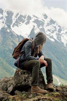 ik denk dat eva houd van reizen want ze gaat uiteindelijk een trip maken.