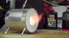 We take a look at how easy it is to build your own micro forge.