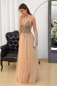 Prom Dress Princess, Unique Prom Dress,Sparkly Beaded Prom DressSexy Long Formal Dresses Shop ball gown prom dresses and gowns and become a princess on prom night. prom ball gowns in every size, from juniors to plus size. Sparkly Prom Dresses, V Neck Prom Dresses, Unique Prom Dresses, Beaded Prom Dress, Pageant Dresses, Prom Party Dresses, Pretty Dresses, Beautiful Dresses, Prom Gowns