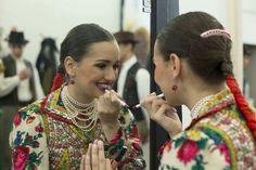 Folk Dance, Hungary, Europe, Hairstyle, Times, Pretty, Beauty, Beautiful, Hair Job
