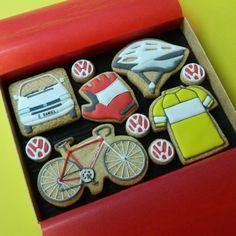CampervanCookies: cycling cookies